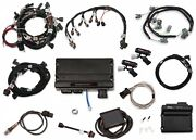 Holley Terminator X 550-1215 Mpfi Kit 2015-2017 Ford Coyote Swap W/ Ti-vct And Ev6