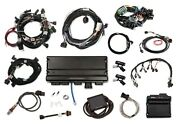 Holley Terminator X Max 550-1511 2015-2017 Ford Coyote W/ Ti-vct Ev1 And 98+ 4r70w