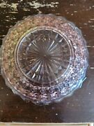 Vintage 1930s Holiday Pink By Jeanette Depression Glass Set.5 Peice