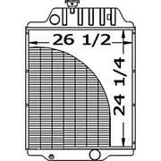 New 70260432 New Radiator Fits Allis Chalmers Tractor 7000