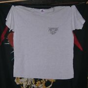 Metallica Madly In Anger With The Local Crew 2004 Xl T-shirt Unused