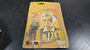 Kenner 1979 Butch And Sundance Carded Figure Sheriff Bledsoe