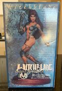 Clayburn Moore Witchblade Statue - 1997 1st Release 1231 Of 5000