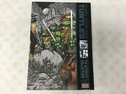 Idw Limited Red Label Tmnt Vol 1 Ultimate Collection Slipcase Signed/d Hc 2013