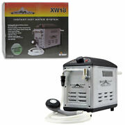 Mr. Heater Boss Xw18 Portable Battery Operated Instant Shower Hot Water System