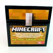 Minecraft Dungeons Fusion Figures Craft A Figure Set Hex Mojang Mattel 2020