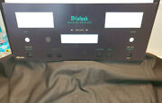 Mcintosh Mac6700 Glass Faceplate For Stereo Receiver New