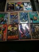 X-men Wolverine Tpb Collection Lot Of 11