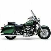System Of Exhaust Complete Approved Cobra Kawasaki Vn 1600 Nomad 1998 2008