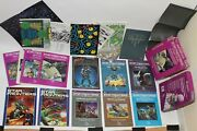 Star Frontiers Zebulon's Guide Rules Modules Manual Maps And Misc Vintage Lot