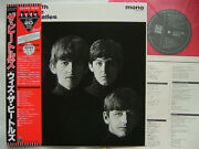 Mono Red Vinyl With The Beatles / Unplayed Nm Mint