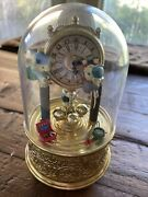 Enesco Time For Repairs Action Musical - Plays Andldquohickory Dickory Dockandrdquo