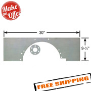 Competition Engineering C4035 Mid Mount Plate For Ford 289-302 351c 351w