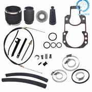 For Mercruiser Alpha One Gen One Transom Seal Bellow Kit With Lower Shift Cable