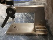 Janesville Tool And Manufacturing Dt-500-01 S/s Manual Arbor Press Press