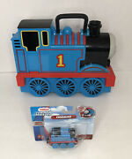 Thomas The Train Take N Play Carrying Case Euc And New Track Master Thomas Engine