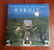 Signed By David Rockefeller - Kykuit Family Home - 1st Hcdj 1998 - Architecture
