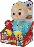 Cocomelon Musical Bedtime Jj Doll - Brand New And Boxed