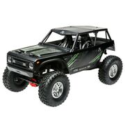 Axial Wraith 1/10 Rtr Scale 1.9 Electric Rock Crawler Black - Axi90074t2