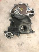 Range Rover Discovery 3.9 Engine Front Timing Cover Oil Pump To 4.6 Upgrade