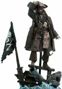 Hot Toys Captain Jack Sparrow Sixth Scale Figure Pirates Of The Caribbean