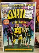 Astonishing Tales 29 Fn 1st Guardians Of The Galaxy Reprint