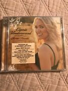 Carrie Underwood Some Hearts 💕 New Factory Sealed Cd Promo Sticker