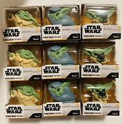 Lot Of 9 Star Wars The Bounty Collection The Child Collectible Toys Baby Yoda