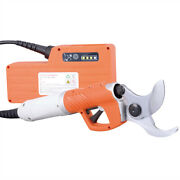 Electric 4.5cm Fruit Tree Scissors Rechargeable Tree Branch Pruning Shears 36v
