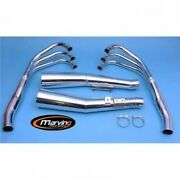 System Of Exhaust Complete 6 In 2 Approved Marving Cbx 1000 Prolink 1981-1984