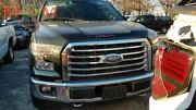 Front Clip Halogen Headlamps Chrome Bumper Fits 15-17 Ford F150 Pickup 1761820