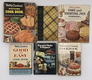 Vintage Lot 15 Betty Crocker Church Better Homes And Gardens Canning Cookbooks