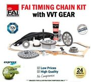 Fai Timing Chain Vvt Gear Kit For Audi A4 3.2 Fsi Quattro 2005-2008