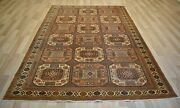Clearance Gorgeous Antique Genuine Turkish Anatolian Rug 7ft X10ft Free Shipping