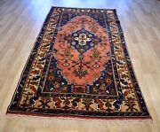 Clearance Antique Rarely Used Caucasian Kazak Handmade Dowry Rug 5ft X 9ft