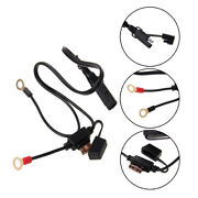 Motorcycle Battery Terminal To Sae Quick Disconnect Cable Quick Disconnect Plug