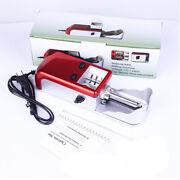 Cigarette Rolling Machine Electric Automatic Tobacco Roller Injector Maker Table