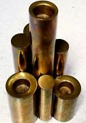 Rare Mcm Bier Made Israel Style Of Gio Ponti Sculptural Brass Candle Holderandnbsp