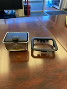 1969-1970 Shelby Mustang Center Console Ashtray + Trim Bezel - Mint And Original