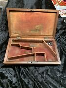 Outstanding Original Civil War Colt 1849 Pocket Pistol Box