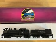 Mth W.v.p.andp. Shay Die-cast Steam Engine And Tender With Proto Sound 20-3023-1