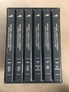 Historic American Currency Sterling Silver Bank Note Series Complete Set Of 6