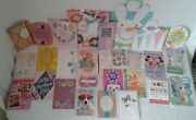 New 20+ Card Lot Premium Hallmark Mothers Day Easter Cards Gift Bags Greeting 3