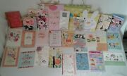 New 20+ Card Lot Premium Hallmark Mothers Day Easter Cards Gift Bags Greeting 4