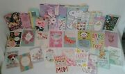 New 20+ Card Lot Premium Hallmark Mothers Day Easter Cards Gift Bags Greeting 6