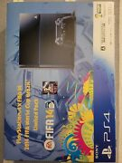 Ps4 500gb Firs Edition Box Only