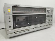 Vintage Soundesign 5772 Am Fm Stereo Cassette Tape Player Receiver Tested