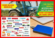 Farm Tractor Workshop Manuals Collection Thousands Of Manuals - Free Postage