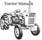 Tractor Workshop Manuals Hd Collection Thousands Of Manuals - Free Postage