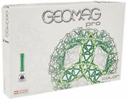 Geomag World Pro Metal Building Kit Color 100 Pieces 064 F/s W/tracking Japan